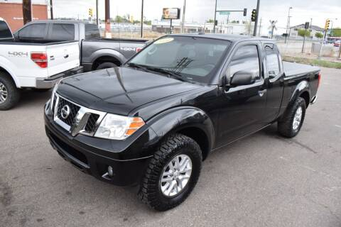 2014 Nissan Frontier for sale at Good Deal Auto Sales LLC in Denver CO