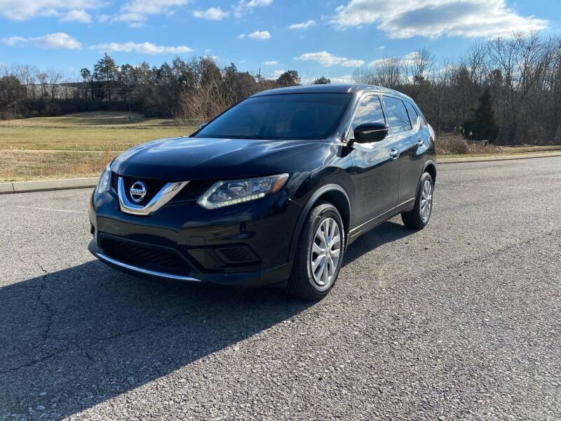 2015 Nissan Rogue for sale at Unique Auto Sales in Knoxville TN