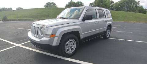 2011 Jeep Patriot for sale at Eddie's Auto Sales in Jeffersonville IN