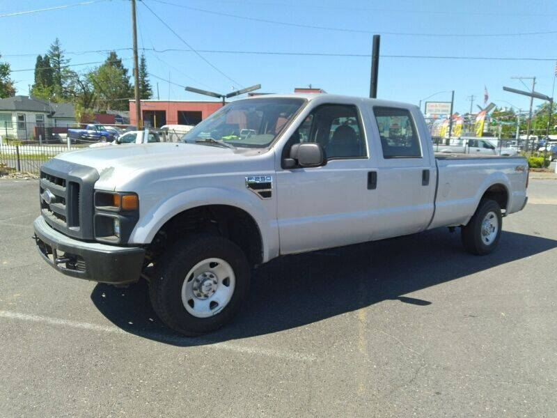 2008 Ford F-250 Super Duty for sale at Cars & Trailers in Portland OR