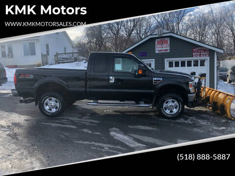 2010 Ford F-250 Super Duty for sale at KMK Motors in Latham NY