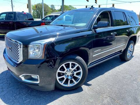 2016 GMC Yukon for sale at Lux Auto in Lawrenceville GA