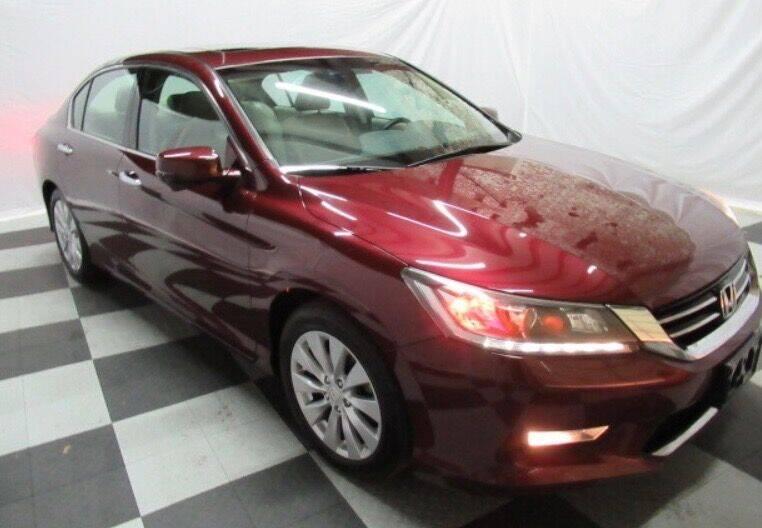 2013 Honda Accord for sale at Cars 2 Love in Delran NJ