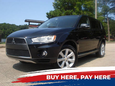 2011 Mitsubishi Outlander for sale at Car Store Of Gainesville in Oakwood GA