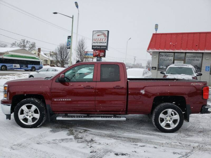 2015 Chevrolet Silverado 1500 for sale at Select Auto Group in Wyoming MI
