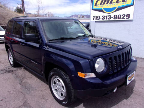 2016 Jeep Patriot for sale at Circle Auto Center in Colorado Springs CO