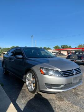 2012 Volkswagen Passat for sale at City to City Auto Sales in Richmond VA