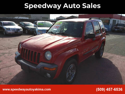 2004 Jeep Liberty for sale at Speedway Auto Sales in Yakima WA