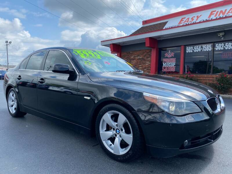 2006 BMW 5 Series for sale at Premium Motors in Louisville KY