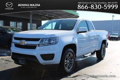 2019 Chevrolet Colorado for sale at Bening Mazda in Cape Girardeau MO