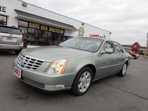 2006 Cadillac DTS for sale at Tommy's 9th Street Auto Sales in Walla Walla WA