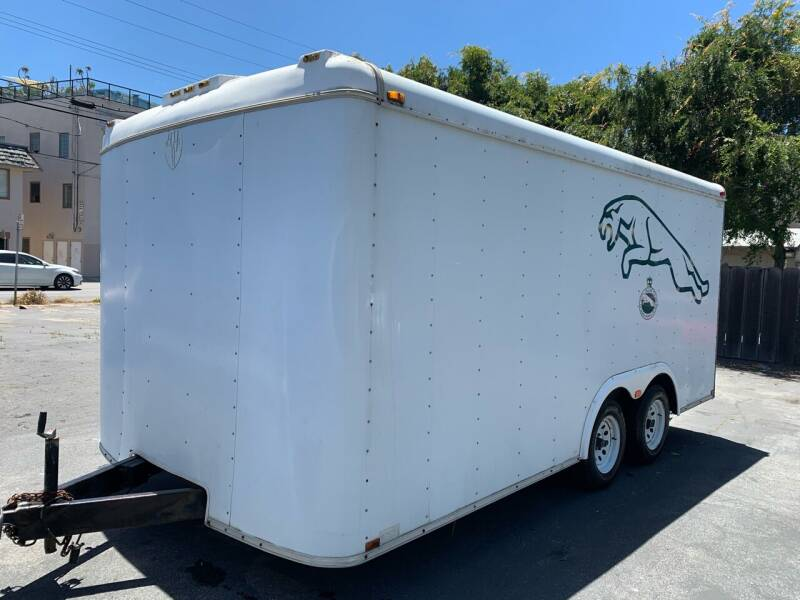 1998 Interstat West Corp Trailer  for sale at Dodi Auto Sales in Monterey CA