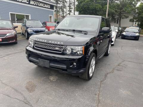 2013 Land Rover Range Rover Sport for sale at CLASSIC MOTOR CARS in West Allis WI