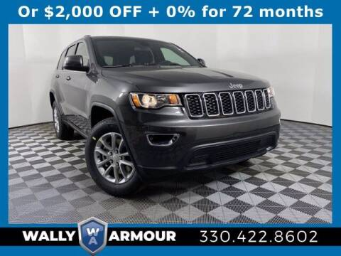 2021 Jeep Grand Cherokee for sale at Wally Armour Chrysler Dodge Jeep Ram in Alliance OH
