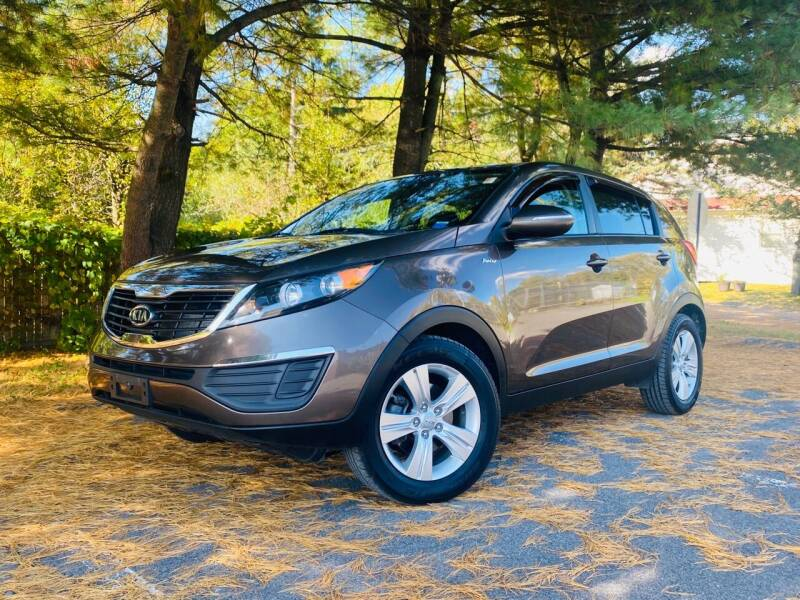 2012 Kia Sportage for sale at Y&H Auto Planet in West Sand Lake NY