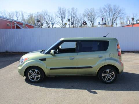 2010 Kia Soul for sale at Chaddock Auto Sales in Rochester MN