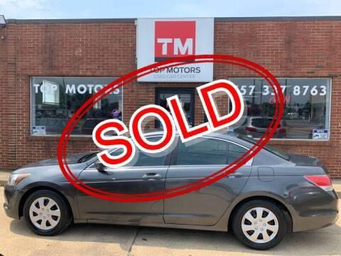 2010 Honda Accord for sale at Top Motors LLC in Portsmouth VA