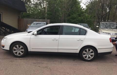 2006 Volkswagen Passat for sale at Gordon Auto Sales LLC in Sioux City IA