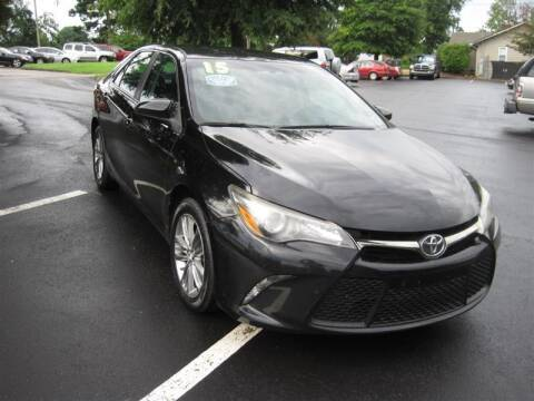 2015 Toyota Camry for sale at Euro Asian Cars in Knoxville TN