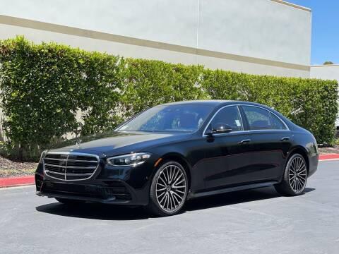 2021 Mercedes-Benz S-Class for sale at DieselIt in Laguna Hills CA