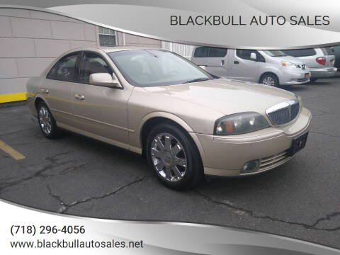 2004 Lincoln LS for sale at Blackbull Auto Sales in Ozone Park NY