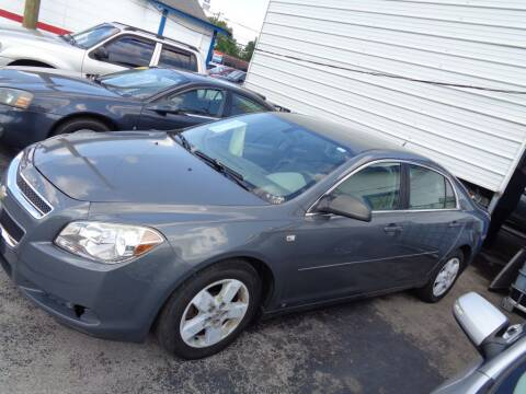 2008 Chevrolet Malibu for sale at Cars Unlimited Inc in Lebanon TN