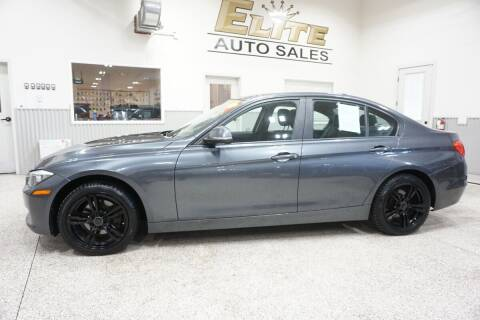 2013 BMW 3 Series for sale at Elite Auto Sales in Ammon ID