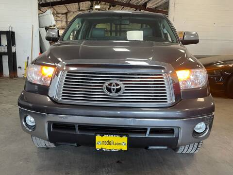 2012 Toyota Tundra for sale at Ricky Auto Sales in Houston TX