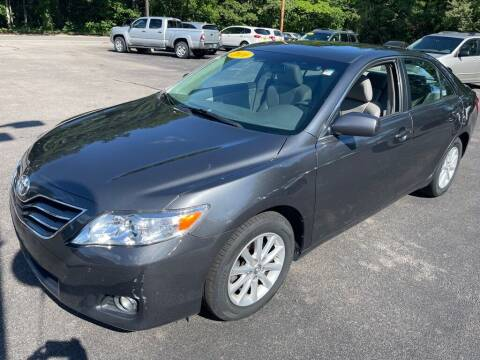 2010 Toyota Camry for sale at KINGSTON AUTO SALES in Wakefield RI