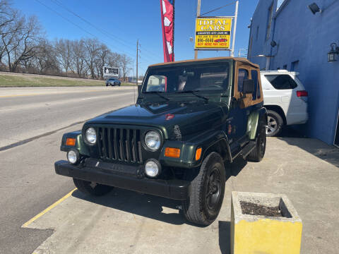 1997 Jeep Wrangler for sale at Ideal Cars in Hamilton OH