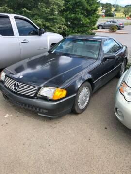 1992 Mercedes-Benz 500-Class for sale at tazewellauto.com - HarrogateAuto.com in Harrogate TN