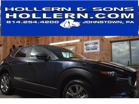 2020 Mazda CX-30 for sale at Hollern & Sons Auto Sales in Johnstown PA