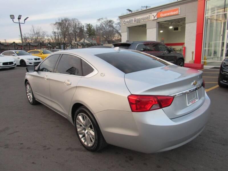 2014 Chevrolet Impala for sale at Twins Auto Sales Inc - Detroit in Detroit MI