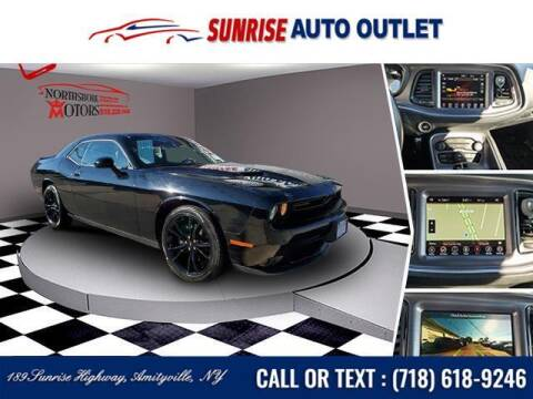 2017 Dodge Challenger for sale at Sunrise Auto Outlet in Amityville NY