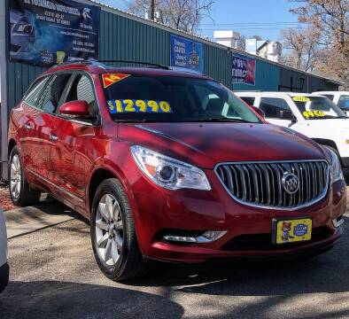 2014 Buick Enclave for sale at El Tucanazo Auto Sales in Grand Island NE