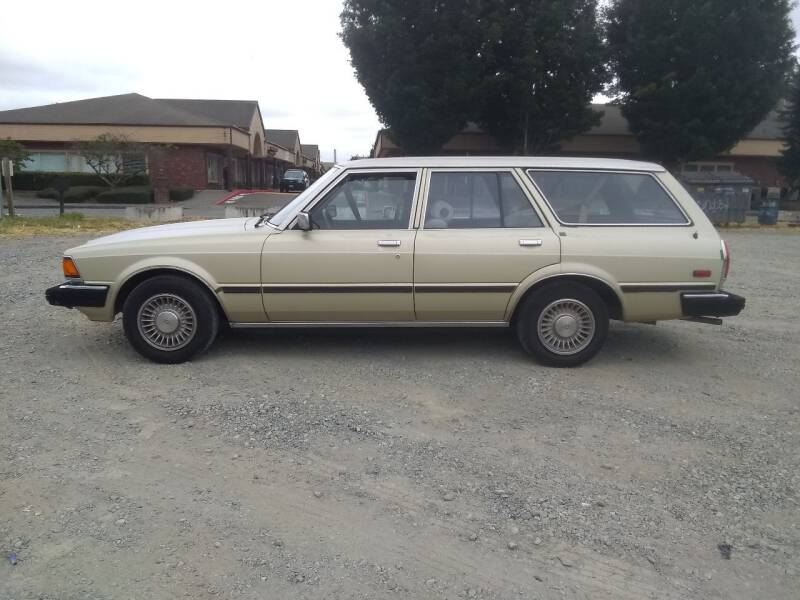1982 Toyota Cressida for sale at Car Guys in Kent WA