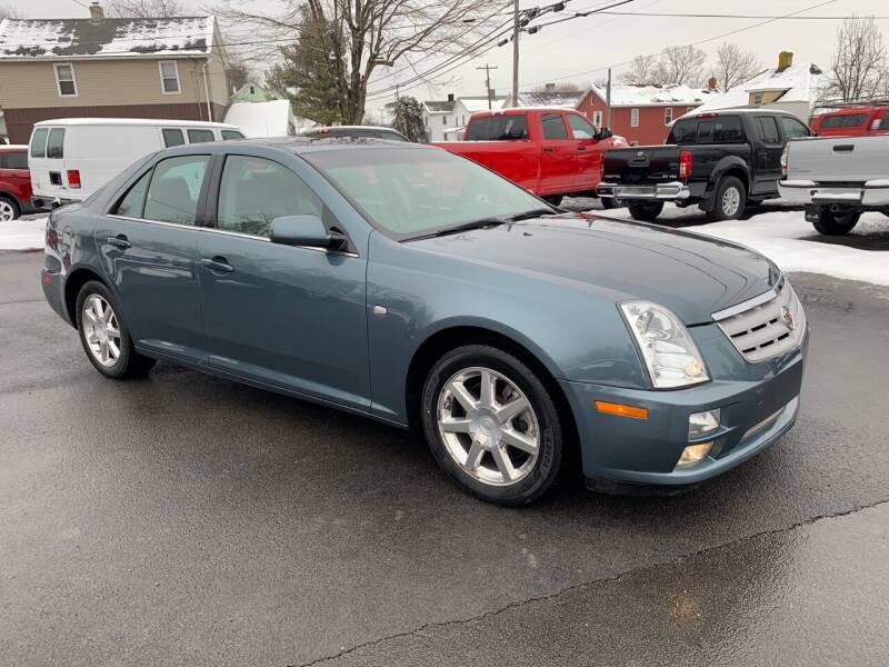 2006 Cadillac STS for sale at Twin Rocks Auto Sales LLC in Uniontown PA