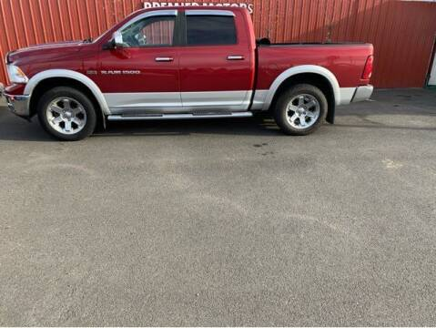 2012 RAM Ram Pickup 1500 for sale at PremierMotors INC. in Milton Freewater OR