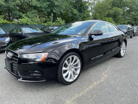 2014 Audi A5 for sale at Dream Auto Group in Dumfries VA