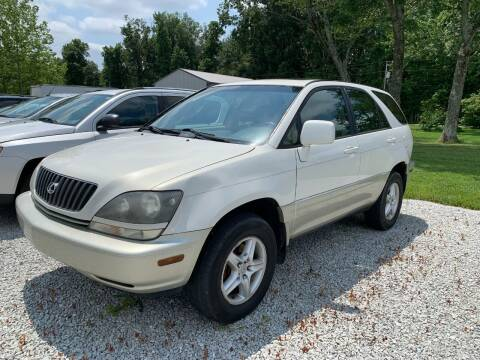 1999 Lexus RX 300 for sale at Doyle's Auto Sales and Service in North Vernon IN