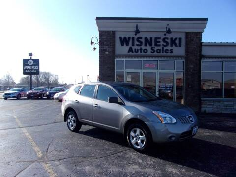 2008 Nissan Rogue for sale at Wisneski Auto Sales, Inc. in Green Bay WI