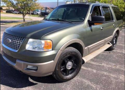 2004 Ford Expedition for sale at Supreme Auto Gallery LLC in Kansas City MO
