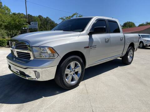 2015 RAM Ram Pickup 1500 for sale at Auto Class in Alabaster AL