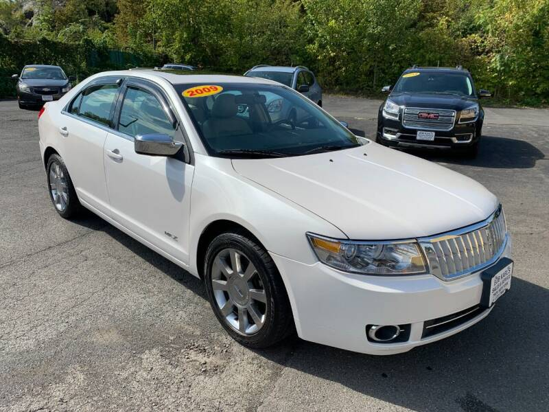 2009 Lincoln MKZ for sale at Bob Karl's Sales & Service in Troy NY