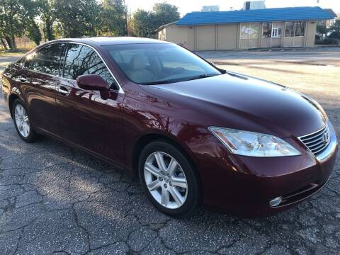 2008 Lexus ES 350 for sale at Cherry Motors in Greenville SC