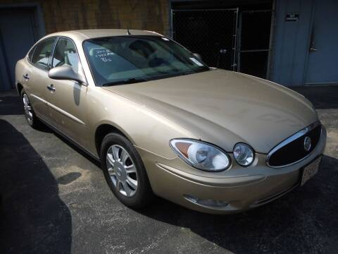 2005 Buick LaCrosse for sale at Cycle M in Machesney Park IL