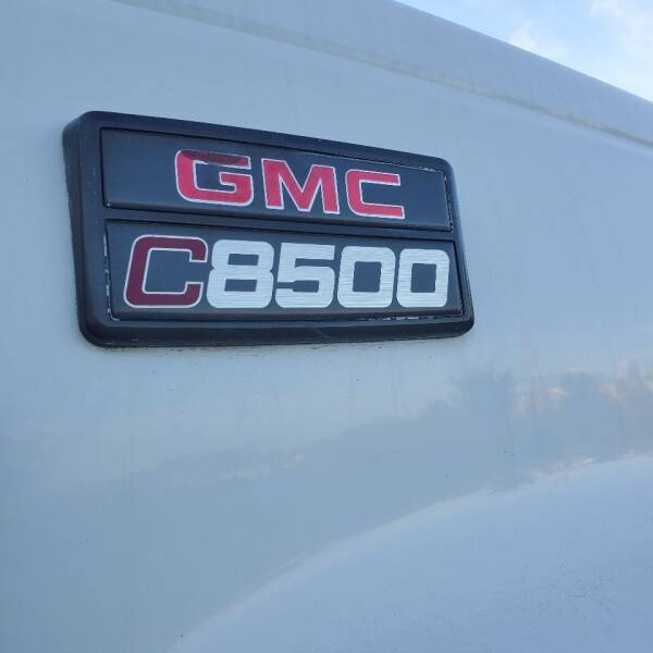 2002 GMC C7500 for sale at 601 Auto Sales in Mocksville NC