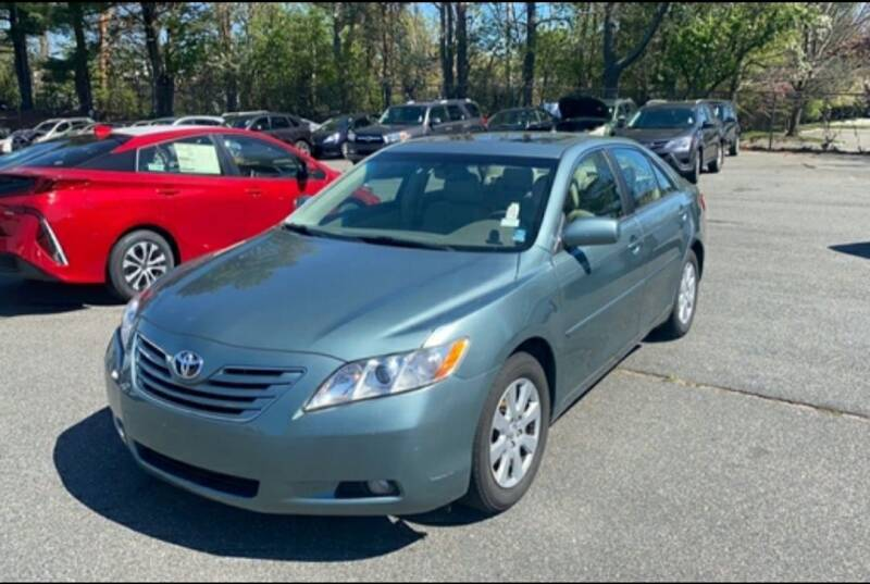 2007 Toyota Camry for sale at Automazed in Attleboro MA