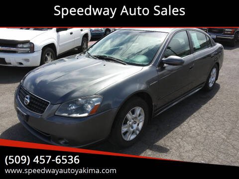 2006 Nissan Altima for sale at Speedway Auto Sales in Yakima WA