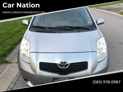2008 Toyota Yaris for sale at Car Nation in Webster NY